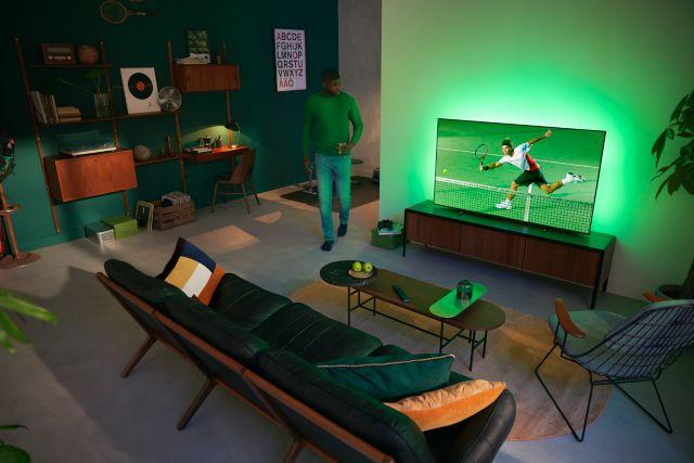 Philips TV 2021: OLED706 (55OLED706/12, 65OLED706/12)