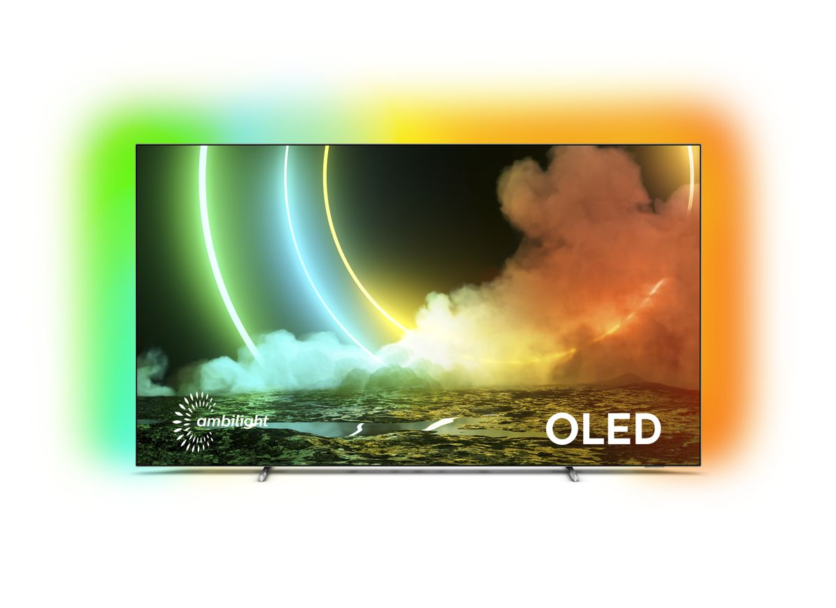 Philips TV 2021: OLED706 Series (55OLED706, 65OLED706)