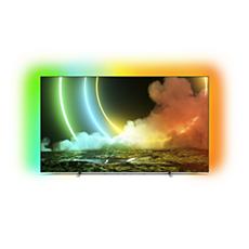 65OLED706/56 OLED 4K UHD OLED Android TV