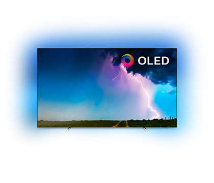 4K UHD OLED-Smart TV