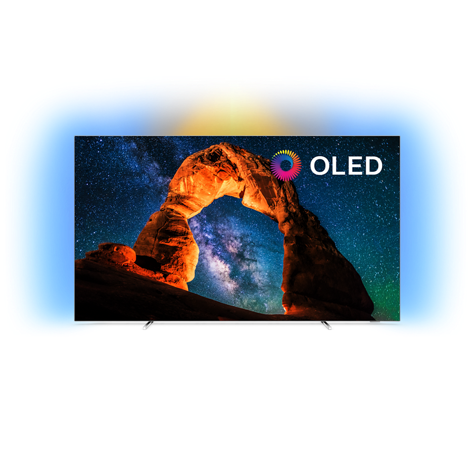 OLED 8 series Ultraflacher 4K UHD OLED Android TV