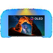 """OLED 8 series Labai plonas 4K UHD OLED """"Android"""" televizorius"""