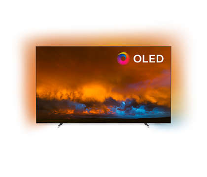 4K UHD OLED Android-TV