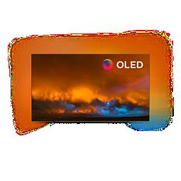 OLED 8 series OLED Android TV srozlíšením 4K UHD
