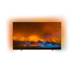 OLED 8 series 4K UHD، OLED، تلفزيون بنظام Android