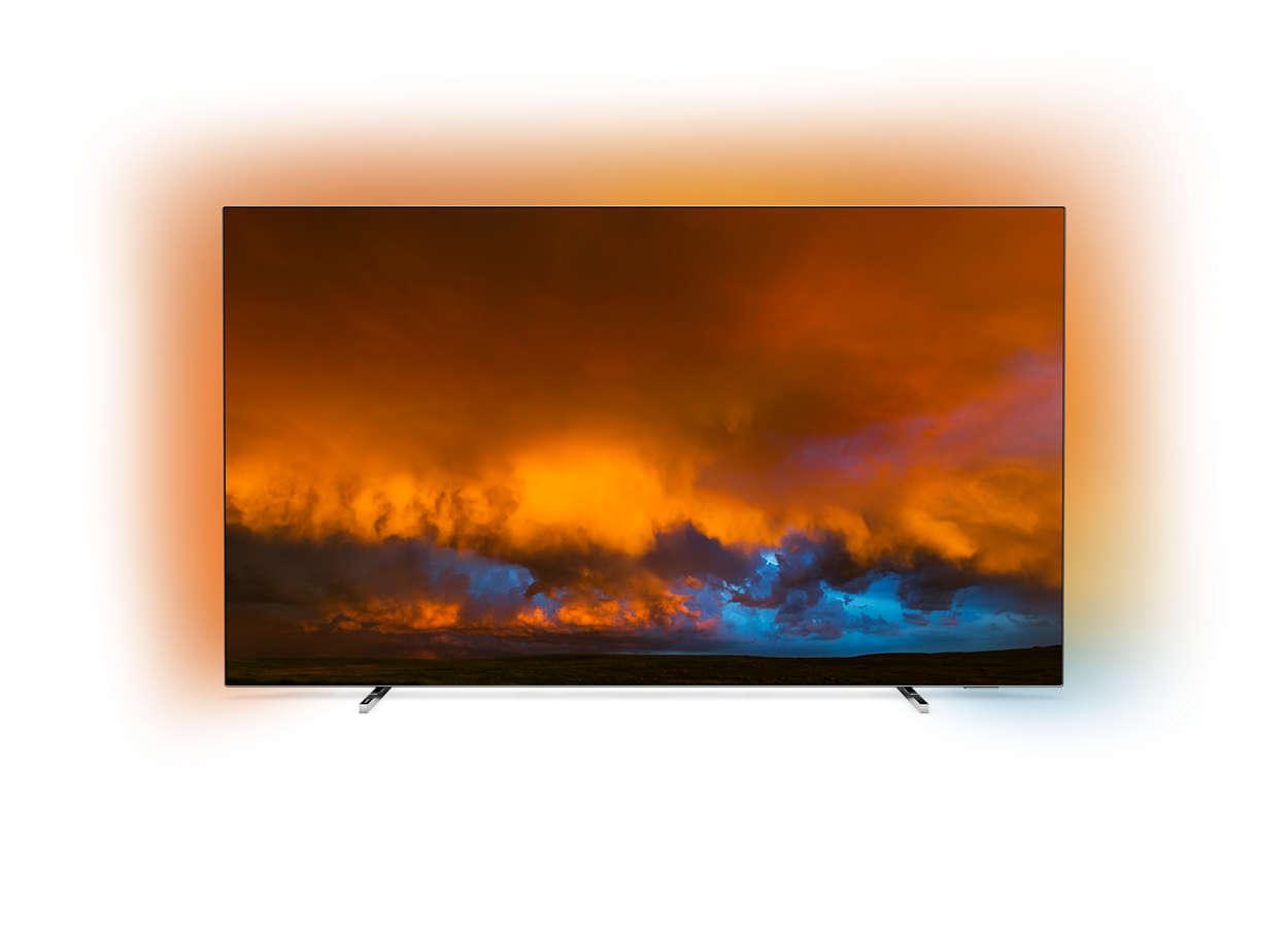 4K UHD، OLED، تلفزيون بنظام Android
