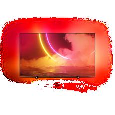 65OLED805/12 OLED Téléviseur Android 4KUHD OLED