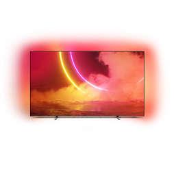 OLED 8 series 4K UHD OLED на базе ОС Android TV