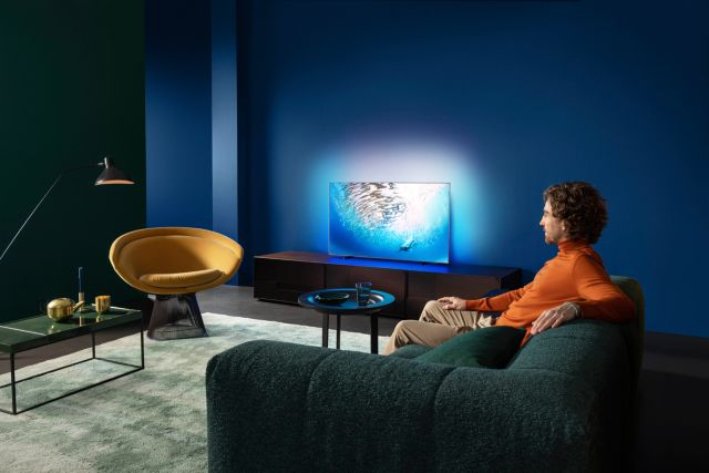Philips 2020: OLED805 Series
