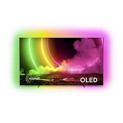 """OLED 4K UHD OLED """"Android"""" televizorius"""
