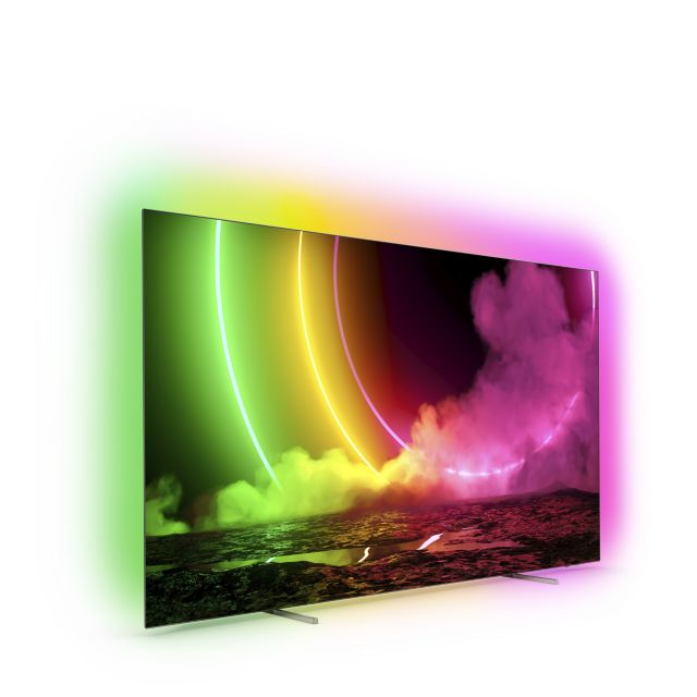 Philips TV 2021: OLED806 (48OLED806/12, 55OLED806/12, 65OLED806/12, 77OLED806/12)