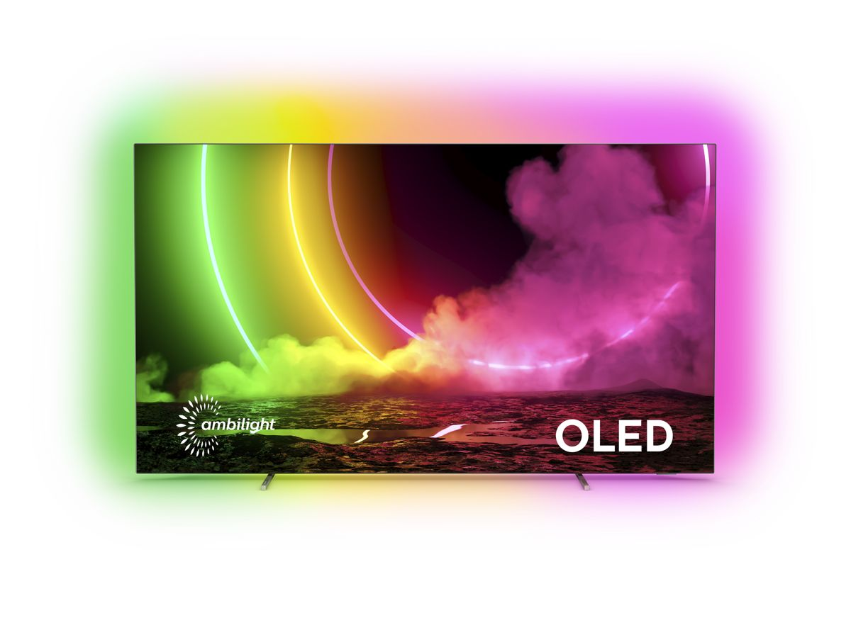 Philips TV 2021: OLED806 Series (48OLED806, 55OLED806, 65OLED806, 77OLED806)