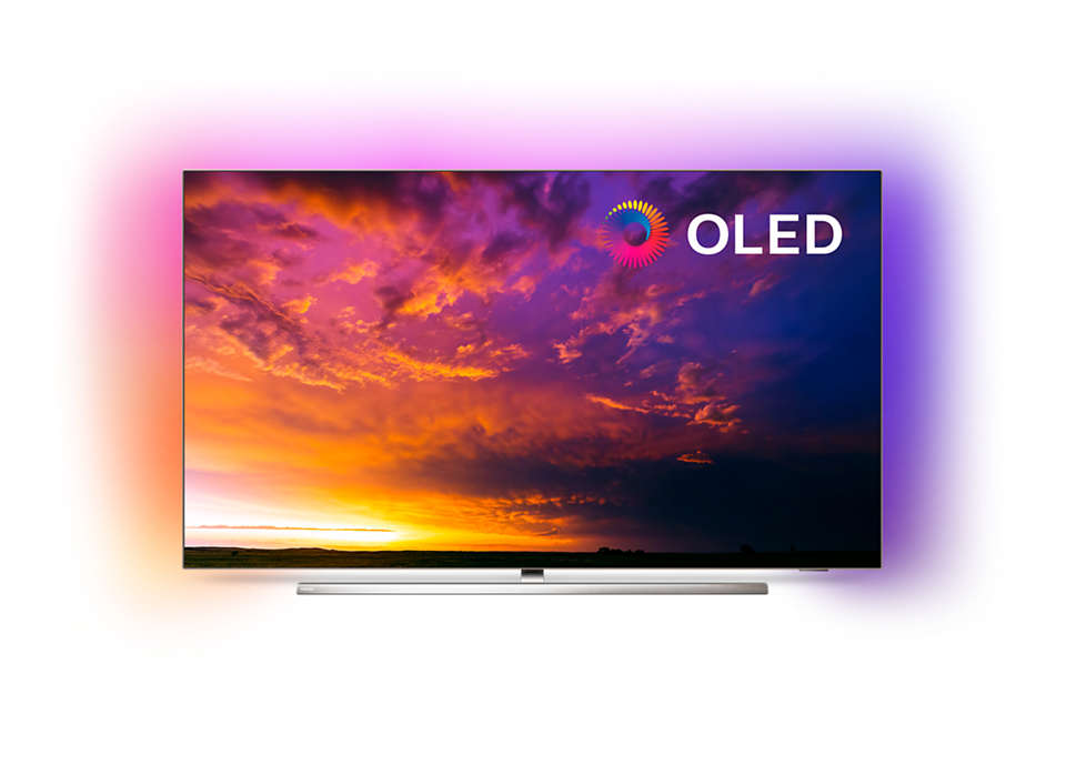 4K UHD OLED Android-Fernseher
