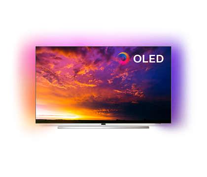Téléviseur Android 4KUHD OLED