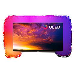 OLED 8 series Android OLED-TV med 4K UHD