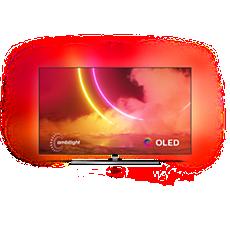 65OLED855/12 OLED 4K UHD OLED Android TV