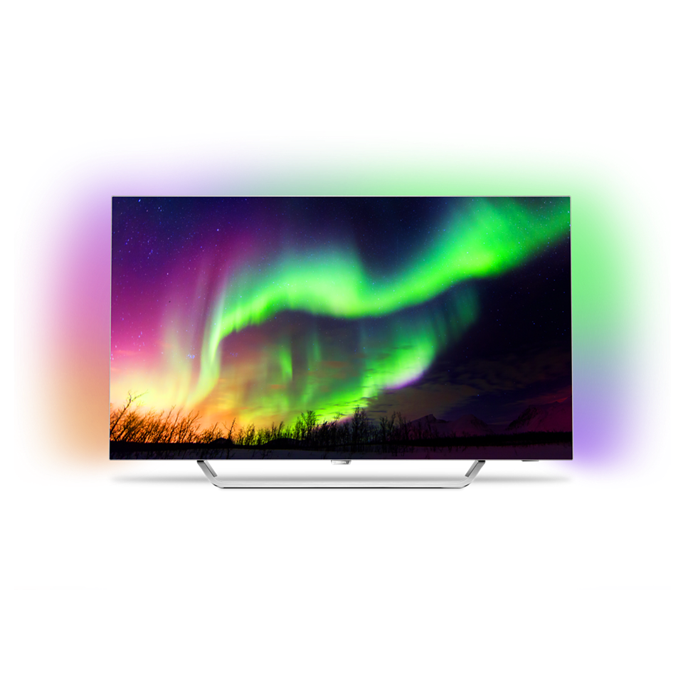 OLED 8 series Erittäin ohut 4K UHD OLED Android TV