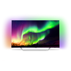 65OLED873/12  Superslanke 4K UHD OLED Android TV