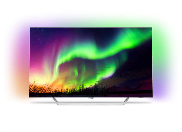 4K Razor Slim OLED TV