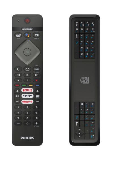 Philips TV 2021: OLED876 Fernbedienung
