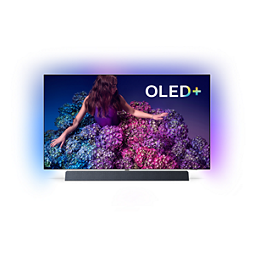 OLED 9 series 4KUHD OLED+ Android TV Lyd fra B&W