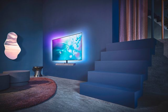 Philips 2020: OLED935 Series with Ambilight 4 and 3.1.2 Sound by Bowers & Wilkins
