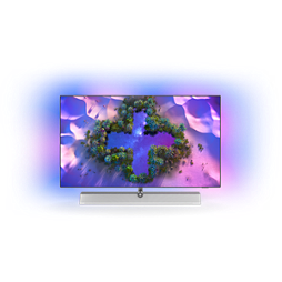 OLED+ Android TV UHD 4K - Audio Bowers & Wilkins