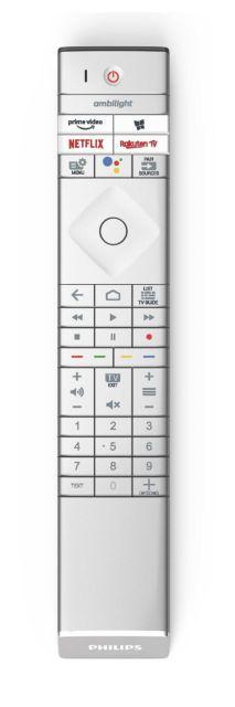 Philips TV 2021: OLED936 Fernbedienung