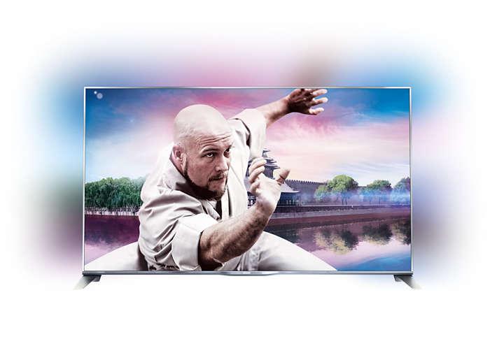 TV LED, Ultra Slim Smart, Full HD