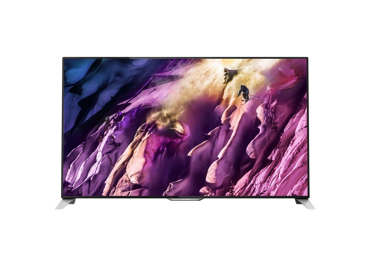 İnce Full HD LED TV