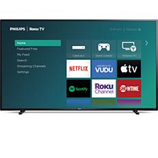 65PFL4864/F7 -  Roku TV  4000 series LED-LCD TV