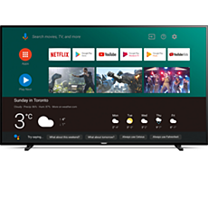 65PFL5504/F6  Android TV série 5000