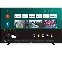 Android TV série 5000