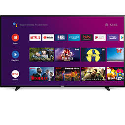 Android TV série 5704