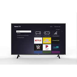 Roku TV Televisor LED-LCD serie 5000