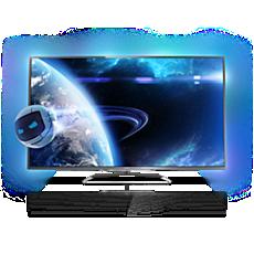 65PFL9708S/12  Niezwykle smukły telewizor LED Smart