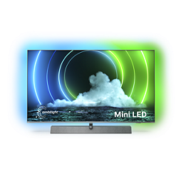 9600 series MiniLED Android TV srozlíšením 4K UHD