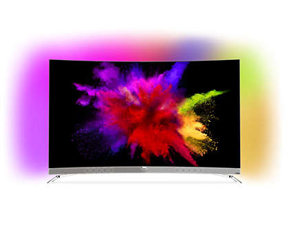 4K Curved OLED Smart TV