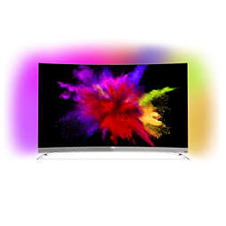 9000 series 4K 曲面 OLED Smart TV