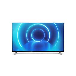 7600 series Smart TV LED 4K UHD