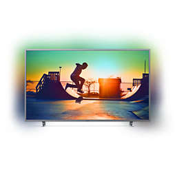 6700 series Televisor Smart LED 4K ultradelgado