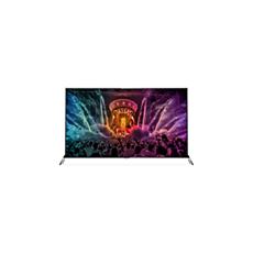 65PUS6121/12 -    Ultraflacher 4K Smart LED-Fernseher