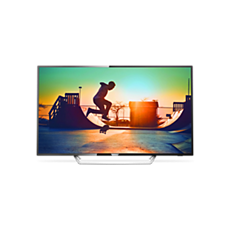65PUS6162/12 -    Ultraflacher 4K Smart LED-Fernseher