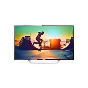 6000 series Ultraslanke 4K Smart LED-TV