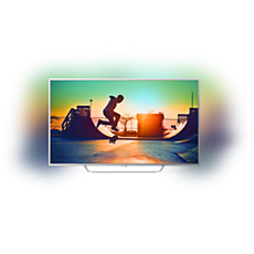 65PUS6412/12  Ultraflacher 4K-Fernseher powered by Android TV™