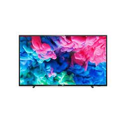 6500 series Εξαιρετικά λεπτή Smart TV 4K UHD LED