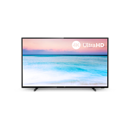 6500 series 4K UHD LED Smart TV