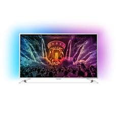 65PUS6521/12  Ultraflacher 4K Fernseher powered by Android TV™