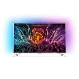 6000 series Ультратонкий телевізор 4K на базі Android TV™