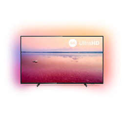 6700 series 4K UHD LED išmanusis televizorius